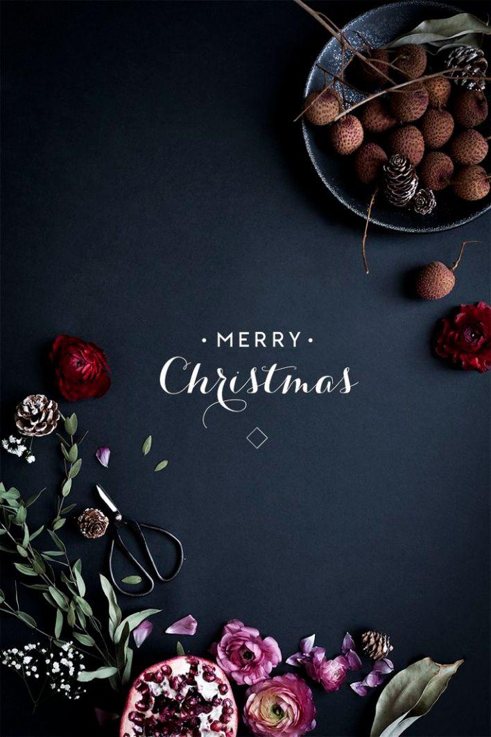 Merry Christmas via Pinterest @onfoodandwine