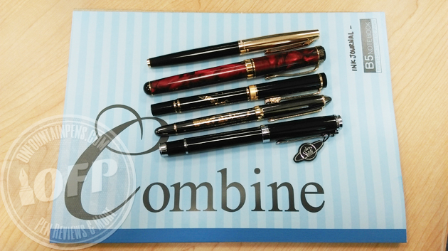 Chinese pens