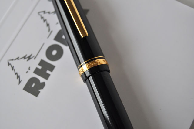 Namiki Falcon band  on cap