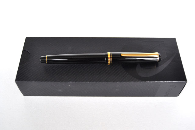 Namiki Falcon capped on box