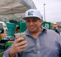 Danny Costanzo of Plant Based Mafia.