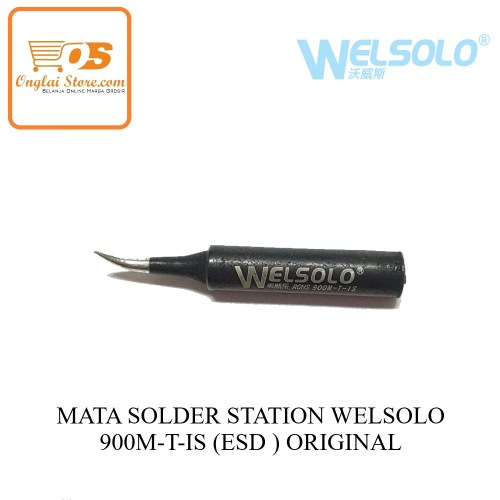 MATA SOLDER STATION WELSOLO 900M-T-IS (ESD ) ORIGINAL -70710