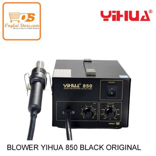 BLOWER YIHUA 850 BLACK ORIGINAL