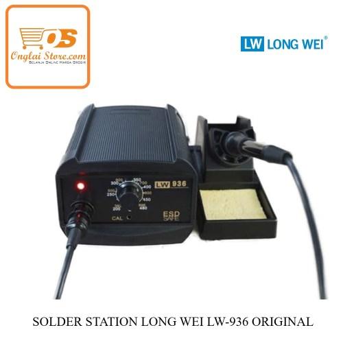 SOLDER STATION LONG WEI LW-936 ORIGINAL-73284