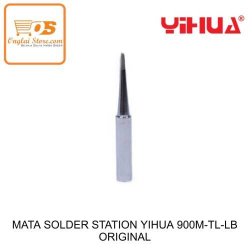 MATA SOLDER STATION YIHUA 900M-T-LB ORIGINAL