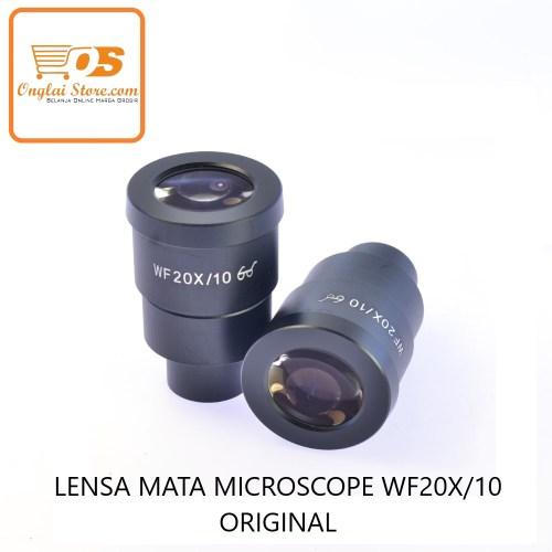 LENSA MATA MICROSCOPE WF20X/10 ORIGINAL (HARGA SPESIAL)