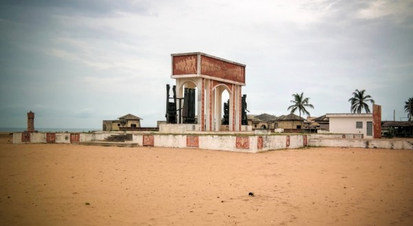 Benin Door of No Return