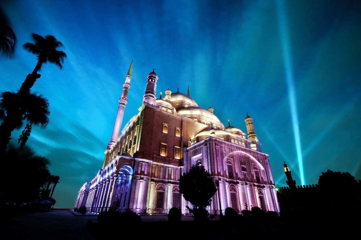Mosque of Muhammed Ali