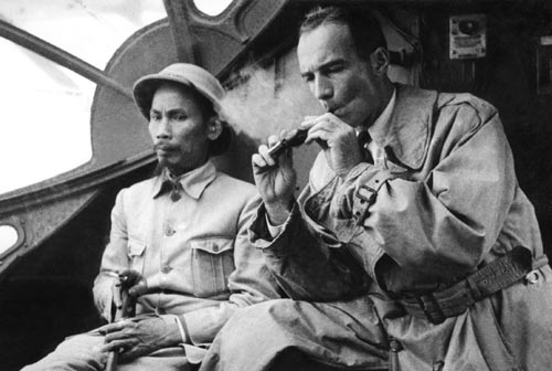 Vinh Ha Long - Jean Sainteny - Ho Chi Minh 1946