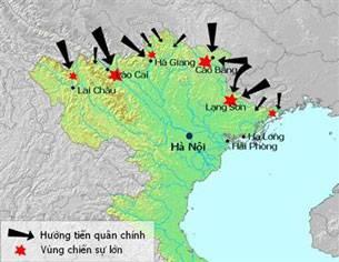 Tổng Quát Về Trận Chiến Biên Giới Phía Bắc Năm 1979  (1/5)