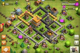 Clash of Clans Hack Unlimited Latest Apk Download