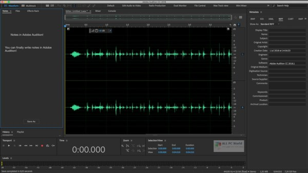 Download Adobe Audition CC 2020 Crack Full Version