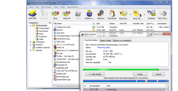Internet Download Manager Universal Crack + Patch Full Version