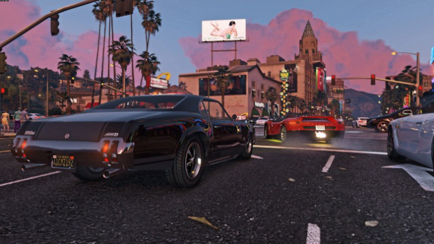 Grand Theft Auto V For Pc & Android