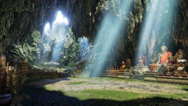 TEKKEN 7 DLC15 CAVE OF ENLIGHTENMENT Torrent Download