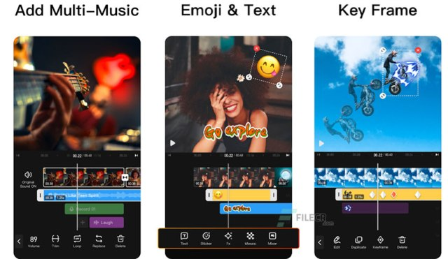 VivaVideo Mod APK for Android