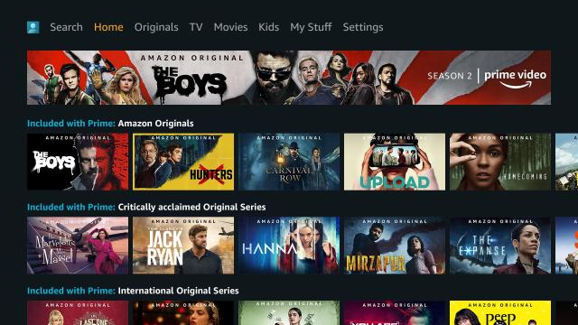 Amazon Prime Video Mod APK for android