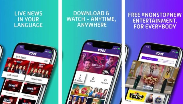 Voot Mod APK for android