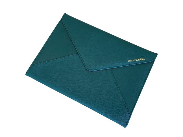 laptop case forest green