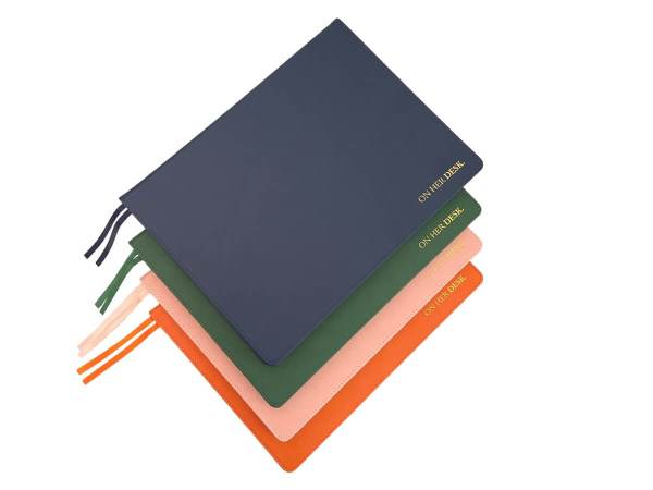 A4 Hardcover notebooks