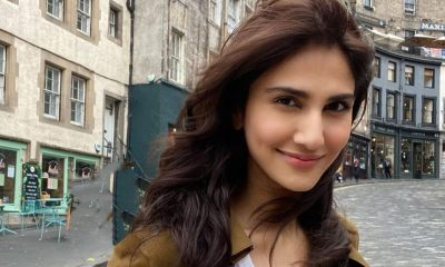 Bell Bottom Actress Vaani Kapoor Is Happy To See The Film Industry Bouncing Back!