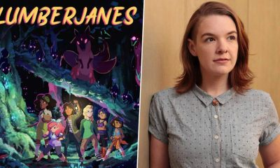 Lumberjanes, Popular Comic Book by Noelle Stevenson is Getting an Animated Series at HBO Max