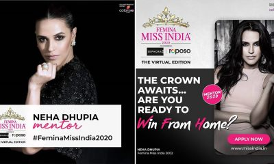 Miss India 2020 To Go Digital, Neha Dhupia To Mentor Contestants (View Post)