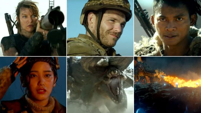 Monster Hunter Trailer: Milla Jovovich and Tony Jaa Team Up to Fight Monsters in an Alternate Universe (Watch Video)