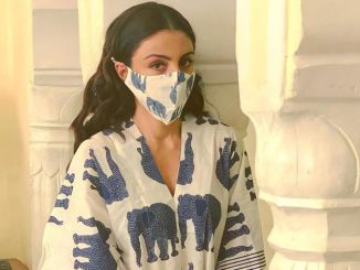 Soha Ali Khan Shows How Staying Safe and Stylish Are the Newest Wrinkles of the New Normal!