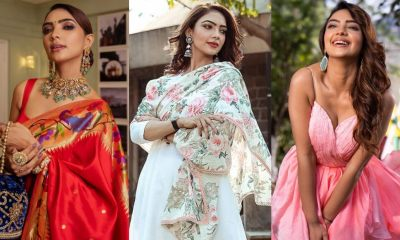 Pooja Banerjee Birthday Special: Elegant, Chic and In-Vogue Is the Fashion Mantra of This Kasautii Zindagii Kay Girl!