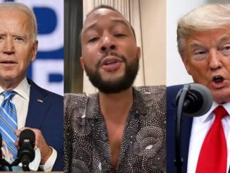 US Presidential Elections 2020: John Legend Croons 'Georgia on My Mind' As Joe Biden Takes Lead Against Donald Trump in The State (Watch Video)