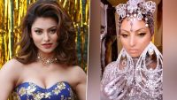 Urvashi Rautela Becomes the First Indian Women to Turn Showstopper at Arab Fashion Week