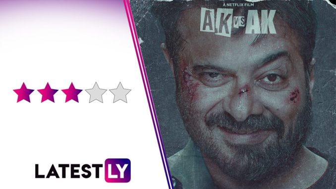 AK vs AK Movie Review: Anil Kapoor and Anurag Kashyap's Onscreen Rivalry Is Entertaining in Parts in This Meta Black Comic Thriller (LatestLY Exclusive)