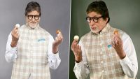 Amitabh Bachchan Reveals the Biggest Torture in Life Was to Pose with a Rasgulla and Gulab Jamun, Here's Why!