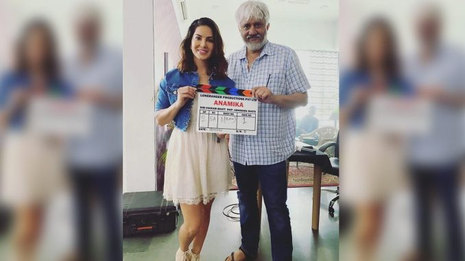 Anamika: Sunny Leone Begins Filming for Vikram Bhatt's Action-Packed Web Show in Mumbai