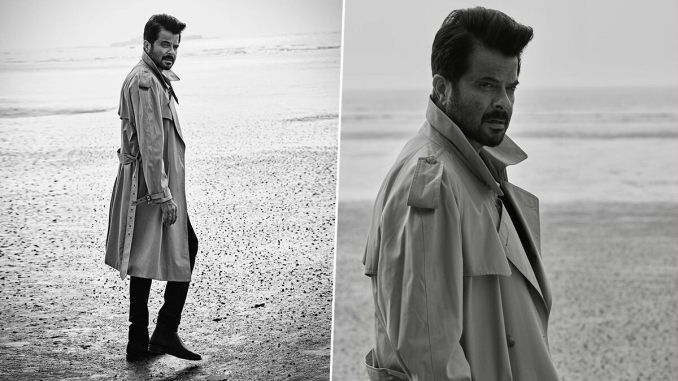 Anil Kapoor Shares His Stunning Monochrome Pics to Bid 2020 Goodbye, Says 'Grateful to Be Alive'