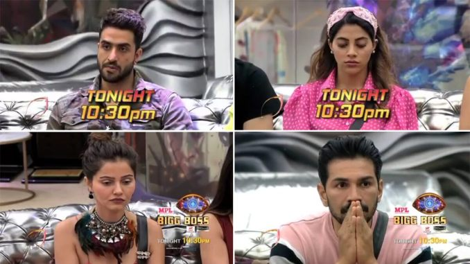 Bigg Boss 14: All Contestants Nominated for Eviction as a Punishment After Aly Goni and Nikki Tamboli Violate House Rules