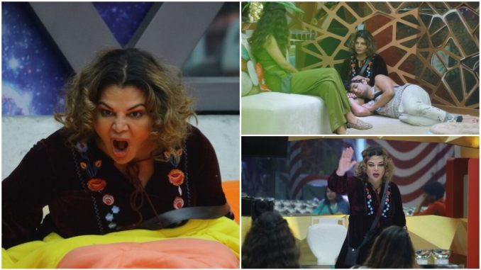 Bigg Boss 14 December 24 Synopsis: Rakhi Sawant Is Possessed By Julie, Item Girl's Spooky Behaviour Shakes Up Other Bigg Boss Contestants