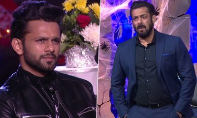 Bigg Boss 14 Finale: Salman Khan Lashes Out at Rahul Vaidya for His 'Lack of Enthusiasm', Asks Him to Leave the Show (Watch Video)