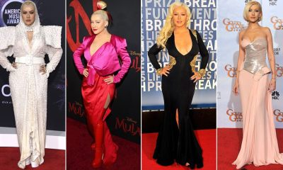 Christina Aguilera Birthday Special: 7 Times Her Fashion Attempts Bowled Us Over (View Pics)
