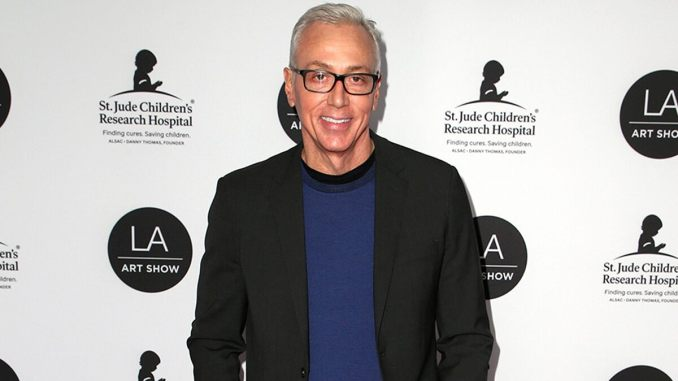 Dr Drew Pinsky Tests Positive for COVID-19, Says 'I'm in This Inflammatory Phase of the Illness'