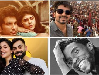 From Dil Bechara, Vijay's Selfie With Fans, Virat Kohli-Anushka Sharma's Pregnancy Announcement, Chadwick Boseman's Demise News And Others, Posts That Ruled Twitter In 2020!