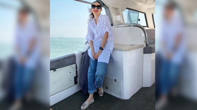 Karisma Kapoor Marks Last 2 Days of 2020 with Stunning Holiday Photo From the Yacht