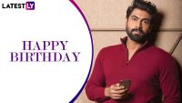 Rana Daggubati Birthday: From Leader To Baahubali, 5 Popular Roles Of The South Hunk You Should Not Miss!