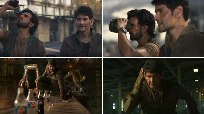Ranveer Singh and Mahesh Babu Fighting With Zombies in Their New Commercial Makes You Wish They Star in an Action Movie Soon (Watch Video)