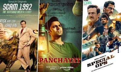 Scam 1992 Is IMDb's Highest-Rated Indian Web Show of 2020; Jitendra Kumar's Panchayat, Kay Kay Menon's Special OPS in Top 3