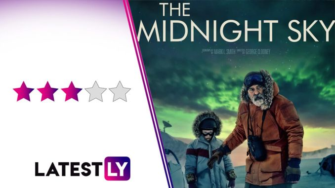 The Midnight Sky Movie Review: George Clooney's Performance, the Visuals and Alexandre Desplat's Score Are the Saving Graces in This Apocalyptic Netflix Drama (LatestLY Exclusive)
