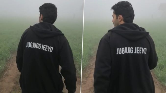 Varun Dhawan Shares Slow-Mo Video After the Actor Wraps Up First Schedule of Jug Jugg Jeeyo