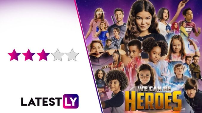We Can Be Heroes Movie Review: Priyanka Chopra, Yaya Gosselin's Superhero Film Is a Burst of Action and Comedy In Classic Robert Rodriguez Style (LatestLY Exclusive)