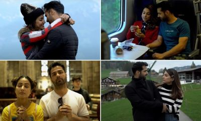 Wishlist Song Akhan Nu Sukoon Deja: An Emotional Hina Khan Embarks on a Beautiful Journey in this Soulful Track (Watch Video)